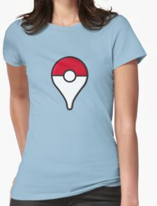 Pokémon Go - Pokéball! Womens Fitted T-Shirt