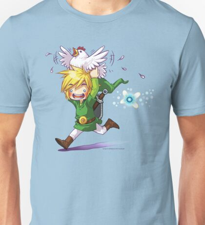 Cucco Run! - Legend of Zelda Unisex T-Shirt