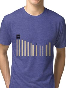 Stars of the Lid and Their Refinement of the Decline Tri-blend T-Shirt