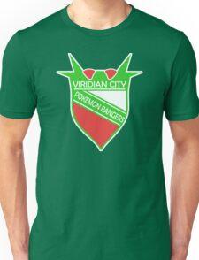 Viridian City (Pokemon) Rangers Unisex T-Shirt