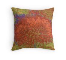 Dandelion Heat Throw Pillow