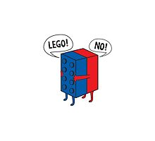 Lego - No! (Hi-Res) by doknomurinn