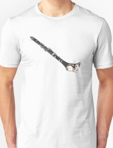 Clarinet cat T-Shirt