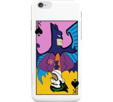 Batman/Joker Dual Card  iPhone Case/Skin