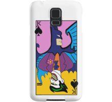 Batman/Joker Dual Card  Samsung Galaxy Case/Skin