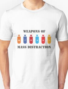 Social Distraction Unisex T-Shirt