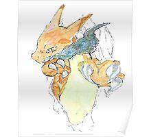 Pokemon - Charizard Poster