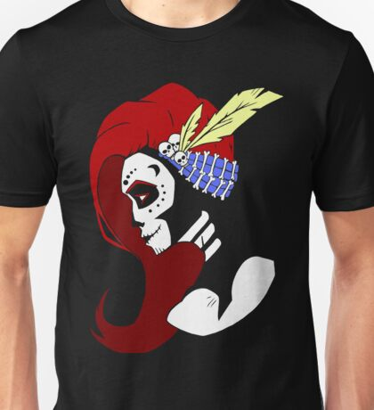 Voodoo Red Unisex T-Shirt