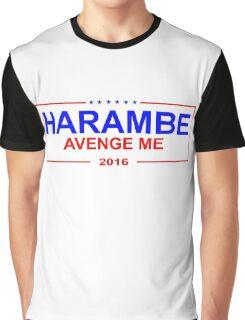 Harambe 2016 Graphic T-Shirt