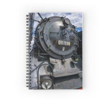 Historical Train 01 118 Spiral Notebook