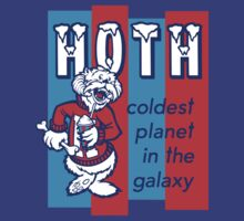 Coldest In The Galaxy - HOTH ICEE T-Shirt