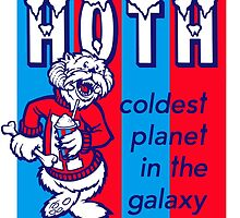Coldest In The Galaxy - HOTH ICEE by tryaboy