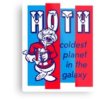 Coldest In The Galaxy - HOTH ICEE Metal Print