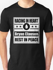 bryan clauson memories Unisex T-Shirt