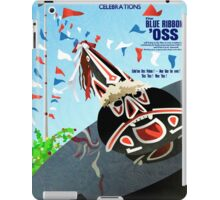 Padstow Cornwall May Day Oss iPad Case/Skin