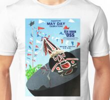 Padstow Cornwall May Day Oss Unisex T-Shirt