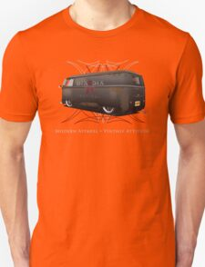 Vintage Panel Bus Unisex T-Shirt