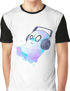 Napstablook Graphic T-Shirt