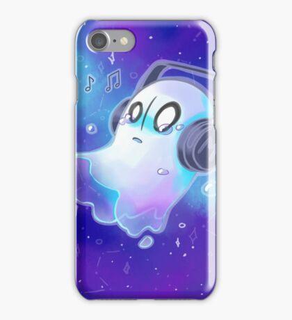 Napstablook iPhone Case/Skin