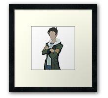 lance! Framed Print