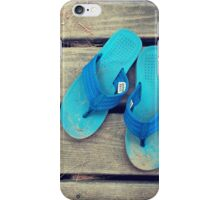 Beach House Boardwalk iPhone Case/Skin