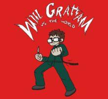 Will Graham VS the world by Laura Spencer