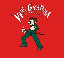 Will Graham VS the world Unisex T-Shirt