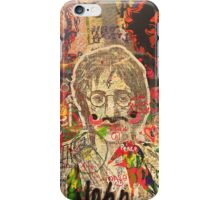 The Lennon Wall iPhone Case/Skin