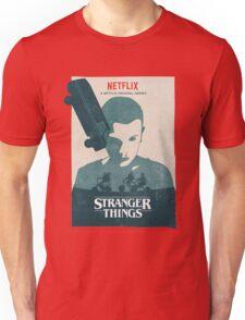 Car Stranger Things Unisex T-Shirt
