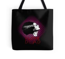 I Love Dead, Bride of Frankenstein Tote Bag