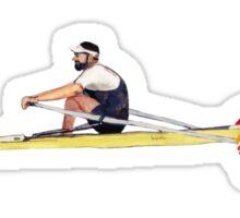 sweet paddle, bro Sticker