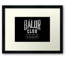 Balor Club Framed Print