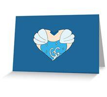 Cinderella's Heart Greeting Card