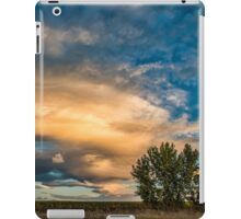 Light Storm On The Plains iPad Case/Skin
