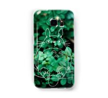 Green Totoro Samsung Galaxy Case/Skin