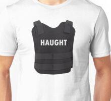 Haught Bullet Proof Vest - Wynonna Earp Unisex T-Shirt