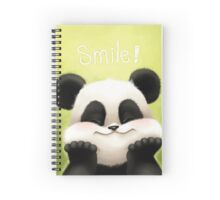 Bao Bao- If you do it like this... Spiral Notebook