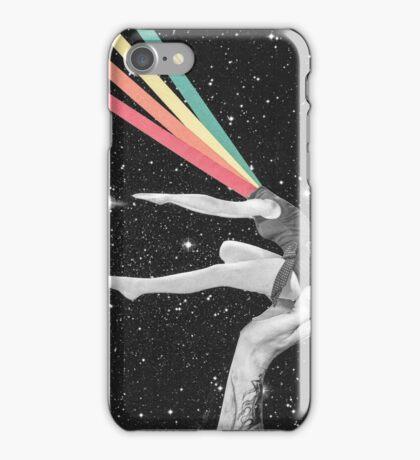 Rainbow dancer iPhone Case/Skin
