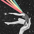 Rainbow dancer by Sophie Moates