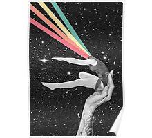 Rainbow dancer Poster