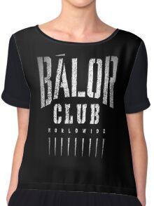 Balor Club Chiffon Top
