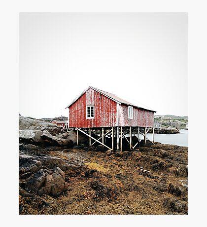 Palafitte Photographic Print
