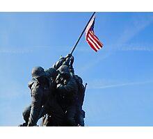 Iwo Jima Photographic Print