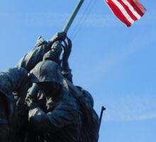 Iwo Jima Sticker