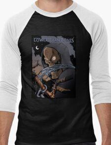 Lower than Bones - Grim down south! Men's Baseball ¾ T-Shirt