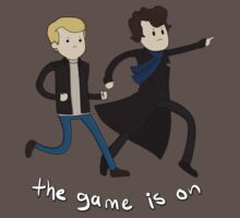 Sherlock: The Game Is On  Kids Clothes
