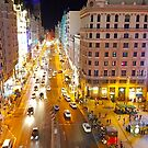 Gran Via . Madrid. Callao by terezadelpilar ~ art & architecture