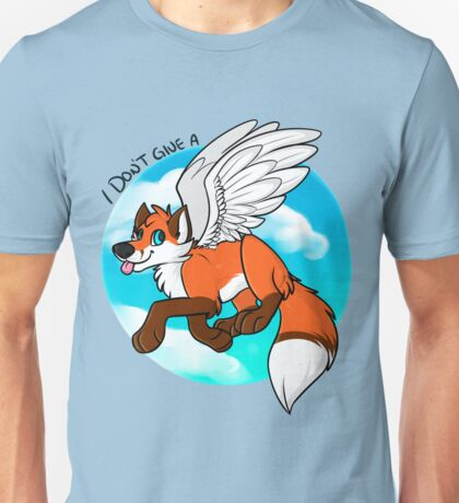 I don't give a FLYING FOX Unisex T-Shirt