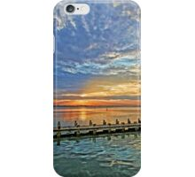 Intracoastal Sunrise  iPhone Case/Skin