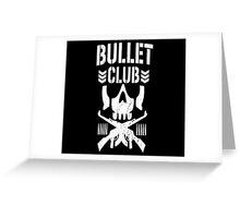 Bullet Club Greeting Card